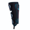 ONeal Straight Shin Guard black/blue